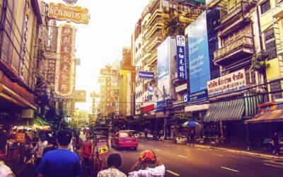 Les 10 choses à faire absolument à Bangkok !