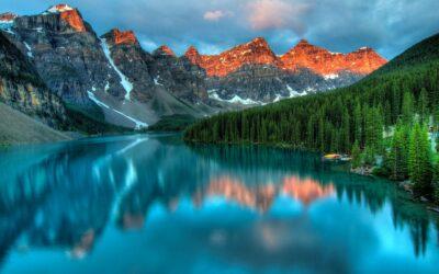 15 plus beaux lacs du Canada