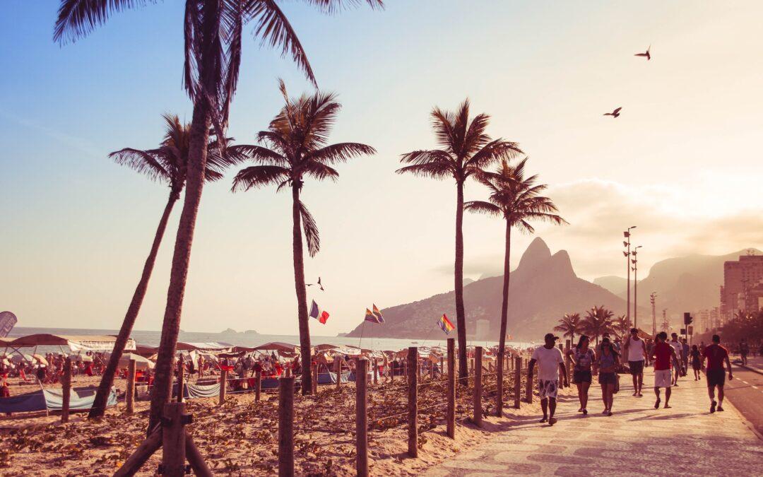 Top 10 des plus belles plages du Brésil